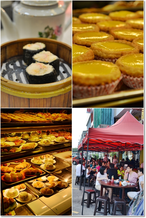 Egg Tarts & The Crowd @ Jin Xuan