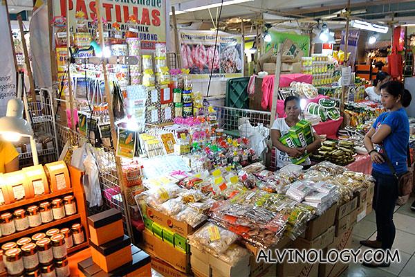 Filipino foodstuff
