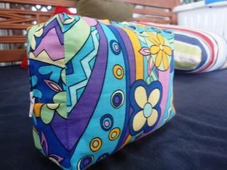Boxy pouch view 1
