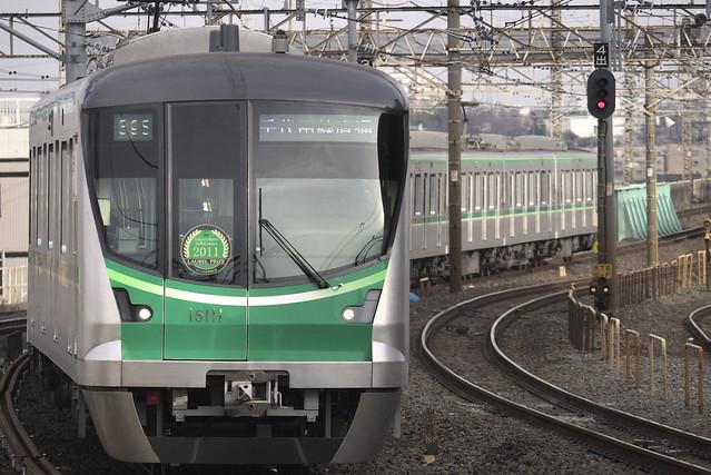 Tokyo Metro Type 16000