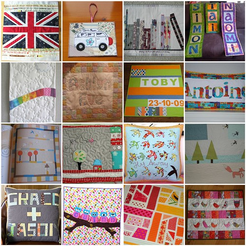 Name Quilt Ideas
