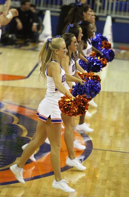 Gator Cheerleaders | Flickr - Photo Sharing!