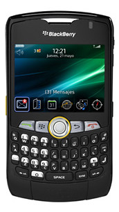 nextel blackberry