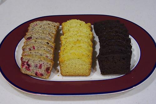 Three Kinds of Cake