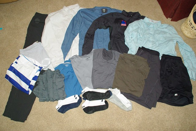 Josh's Clothes