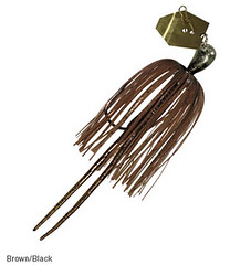 CB12 Chatterbait Brown Black