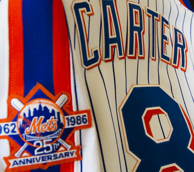 Gary Carter's jersey