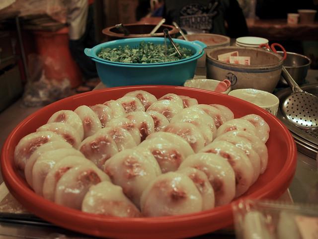 Taiwanese Meatball - Ba Wan