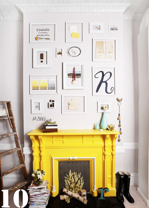 10 Creative Decorating Ideas | decor8