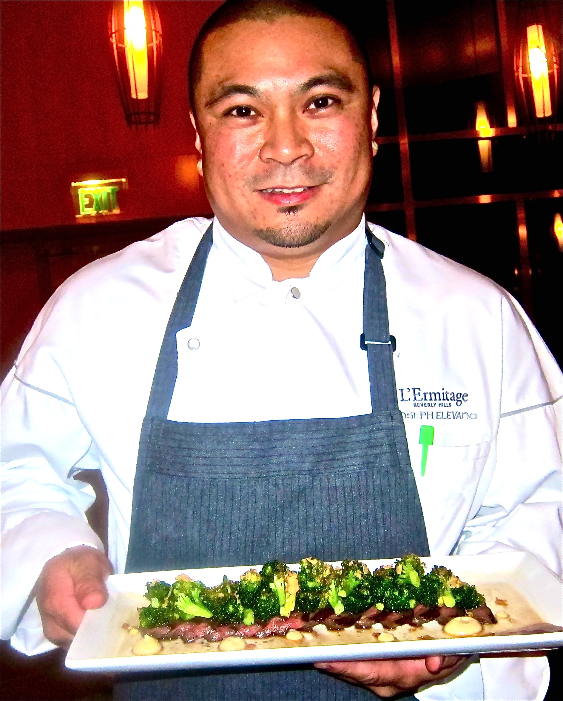 Chef Joseph Elevado