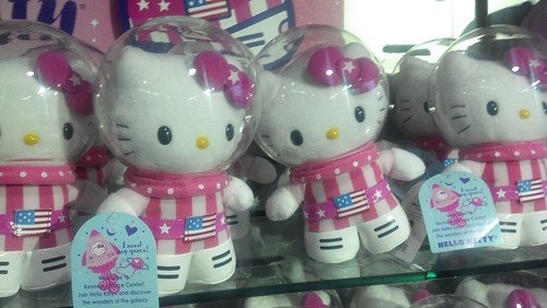 Space suit Hello Kitty