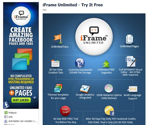 iFrame unlimited by totemtoeren