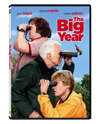 Big Year DVD