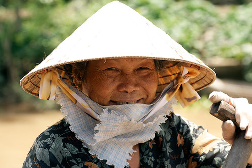 Mekong, people