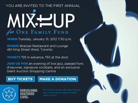 Mix It Up Event One Family Fund