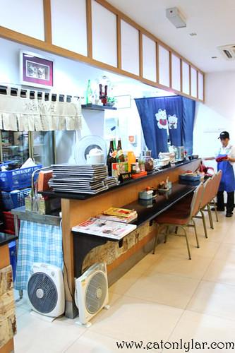 Interior, Nihon Kai Japanese Restaurant