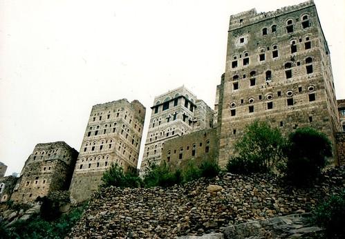 Al Hajjara, Yemen