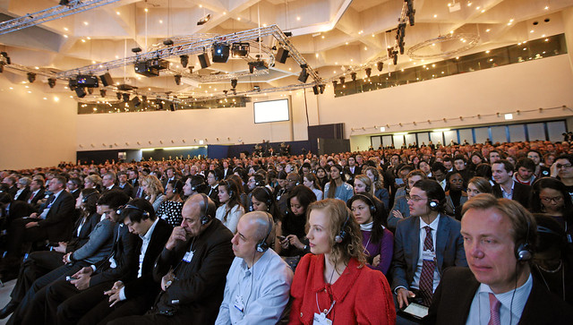 Audience - World Economic Forum Annual Meeting 2012