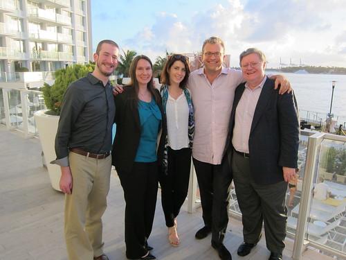 Brian, Sasha, Meg, Dylan and Steve