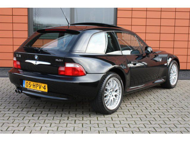 2002 Z3 Coupe | Jet Black | Black | Netherlands