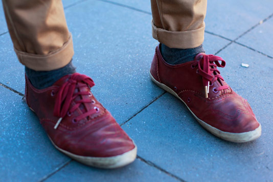andrewval_shoes - San Francisco Street Fashion Style