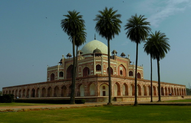 Humayun's Tomb - UNESCO World Heritage Site