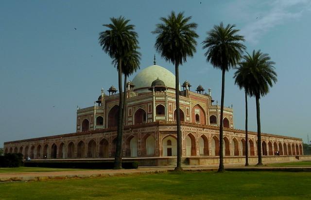 Humayun's Tomb,Delhi