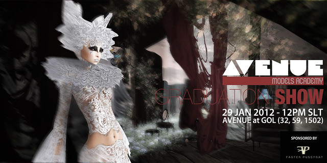 AVENUE Models Academy :: Graduation :: 29 JAN