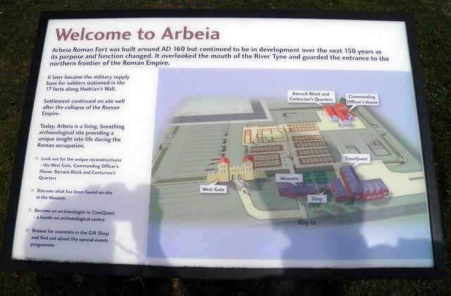Arbeia Roman Fort & Museum