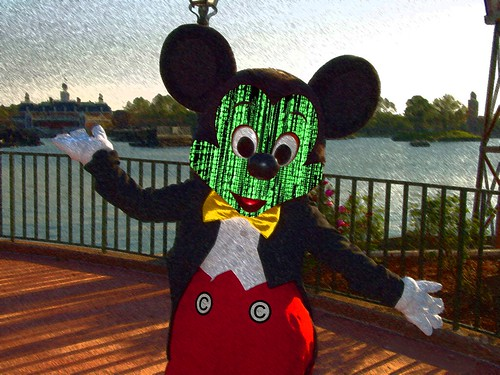 MICKEY MATRIX by Colonel Flick