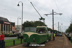 Tram 605 .Tram Sunday FLEETWOOD