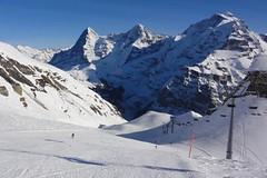 Jungfrau - Schilthorn - aktuální report