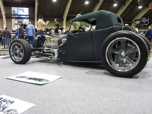 2012 Grand National Roadster Show by Brown Dog Welding