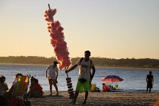 Image of Playa Atlántida. beach uruguay playa atlantida canelones