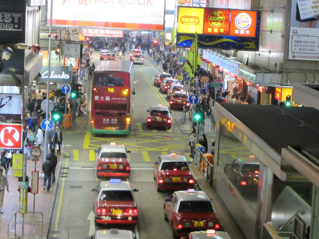 Transportation in Hong Kong