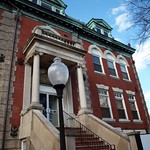 Edgewater Borough Hall, Bergen County, New Jersey