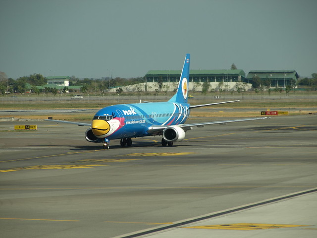 Nok Air blue