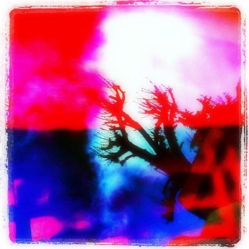 RED & BLUE NIGHTMARE by juanluisgx