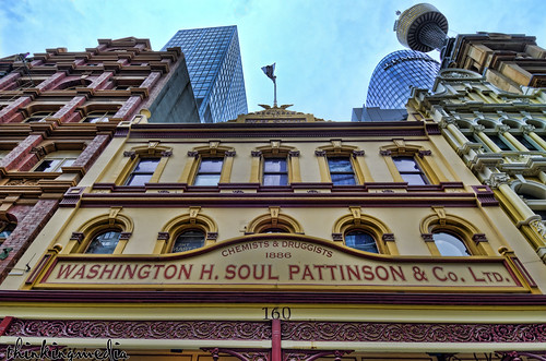 Soul Pattinson Building c.1873