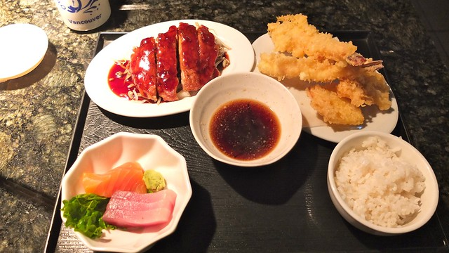 Oysi Oysi Sushi Bar | Alberni Street, Vancouver