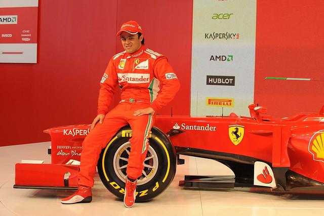 Ferrari F2012-22