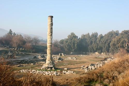 Artemission Temple, Ephesus - Turkey