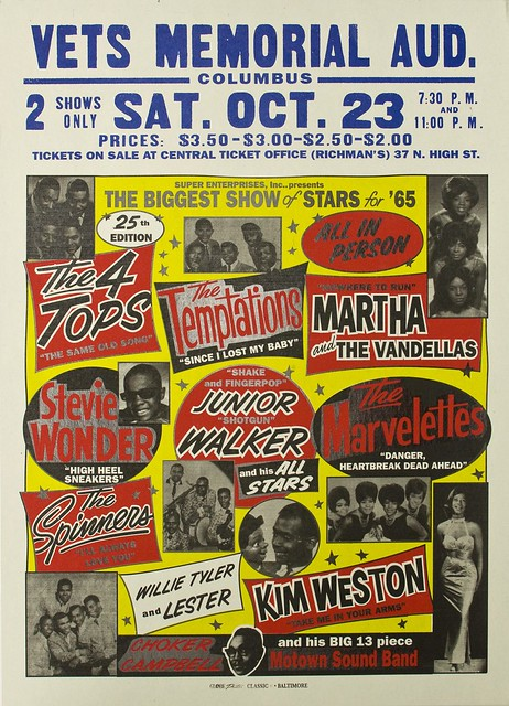 Motortown Revue | 1965  4/6