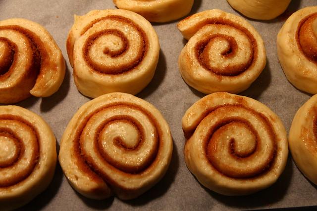 Cinnamon Rolls Prebake 2
