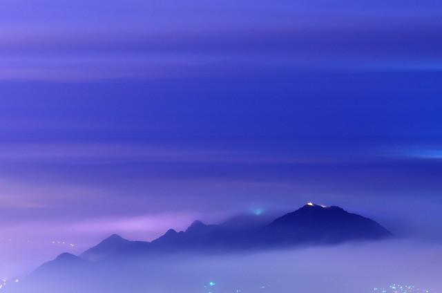 2012.02.05 台北 / 大屯山