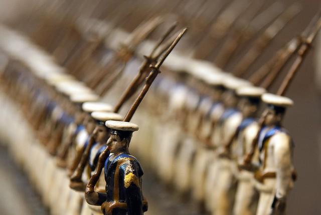 Soldaditos de plomo - Tin soldiers