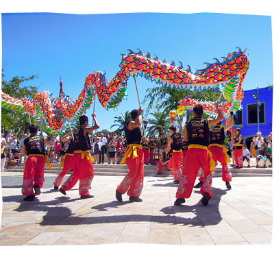 Dragon Dance 2012