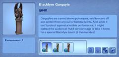 Blackfyre Gargoyle