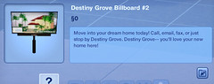 Destiny Grove Billboard #2