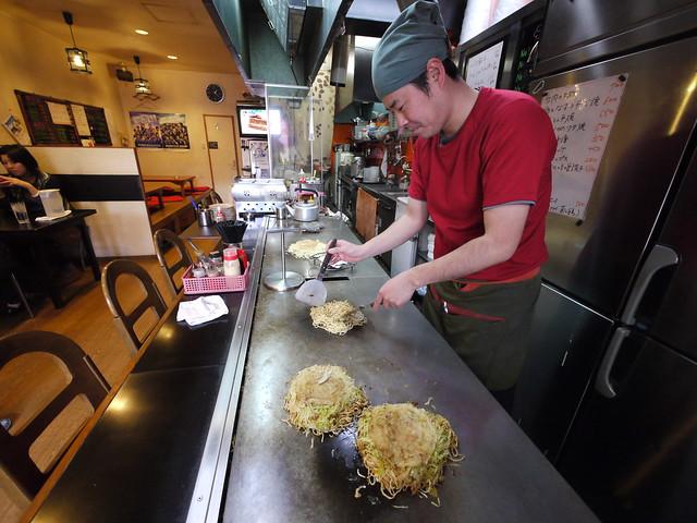Photo:Okonomiyaki Action By GetHiroshima